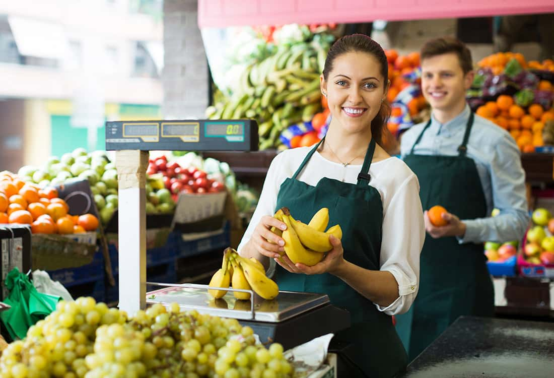 Grocery Stores & Supermarkets Solutions